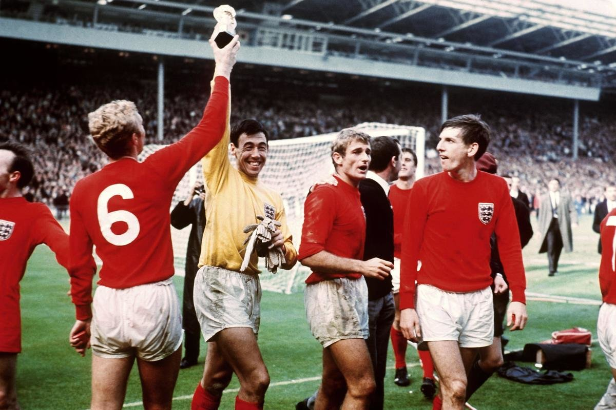 07. Banks and World Cup 1966