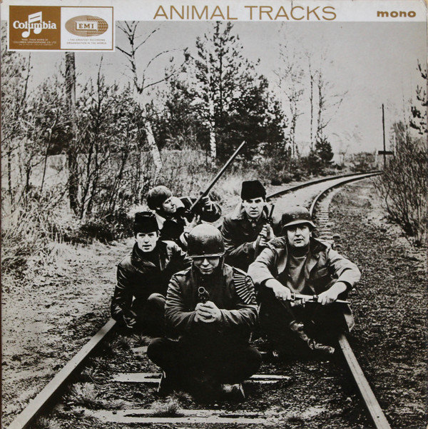 2 ANIMALS Animal Tracks Columbia1965