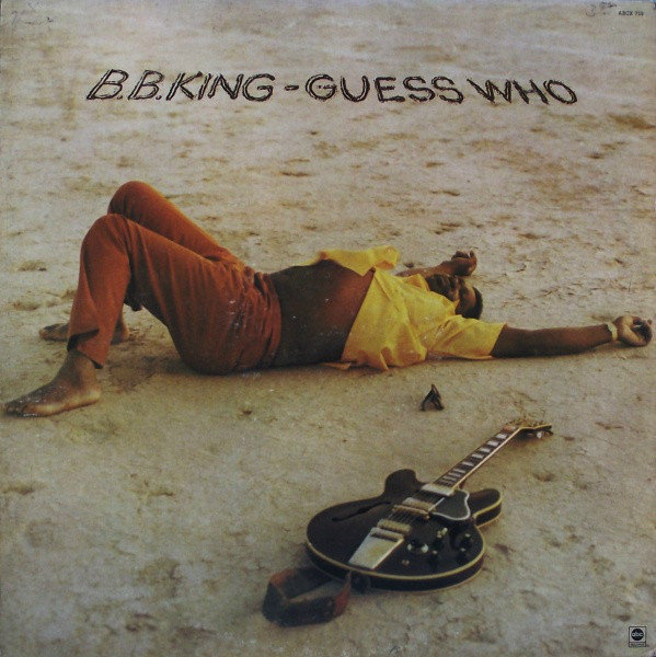 B.B. King Guess Who 1972