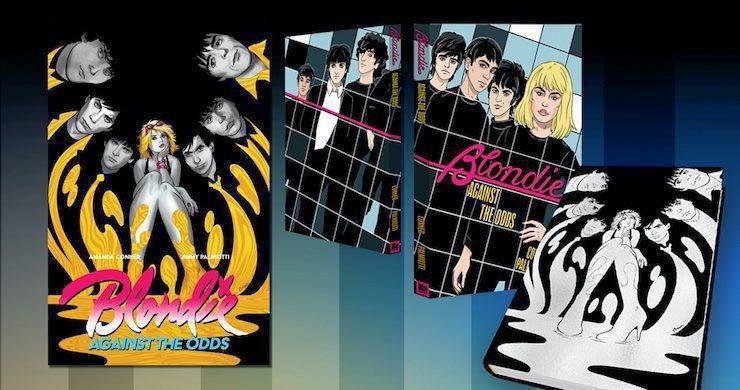Blondie Graphic Novel 2021 740x390