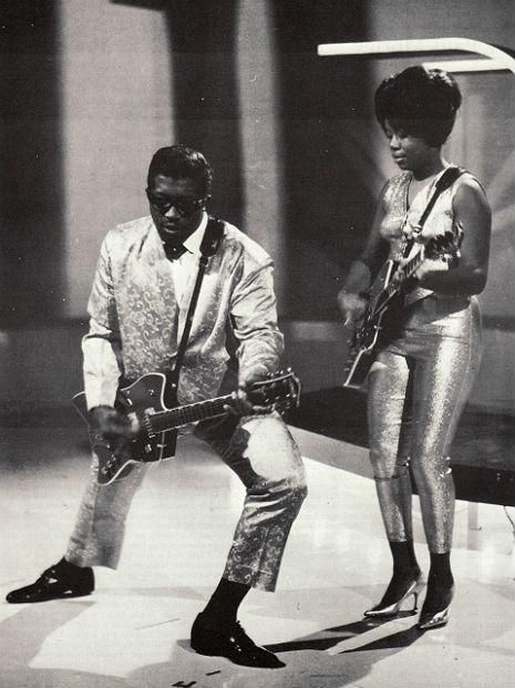 Bo Diddley show