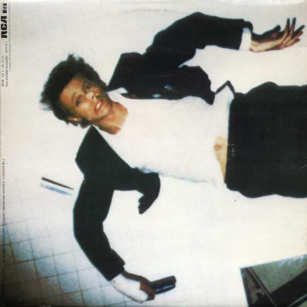 David Bowie Lodger 1979