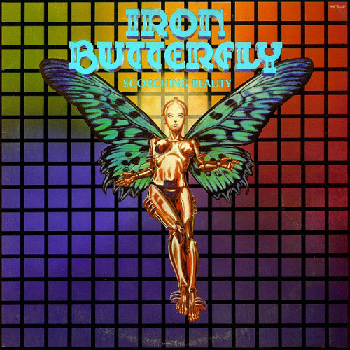 Iron Butterfly Scorching Beauty 1975