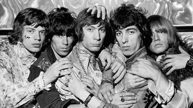 Rolling Stones with brian jones main