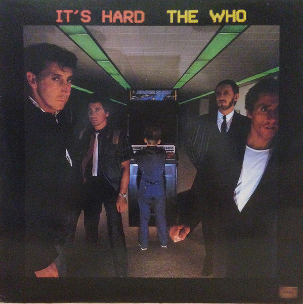 Who Its Hard 1982