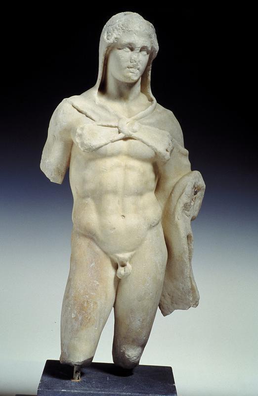 Εικόνα 1 άγαλμα Ηρακλή