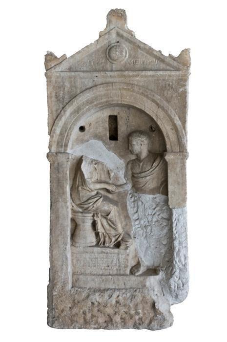 Εικόνα 2 στήλη Ρωμαϊκών Χρόνων