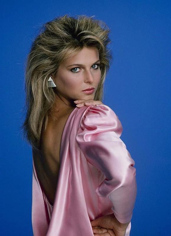 Catherine Oxenberg IN dYNASTY 1981