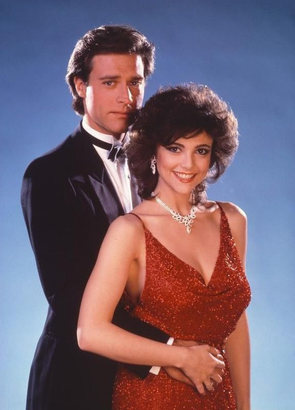 Emma Samms in Dynasty 1981