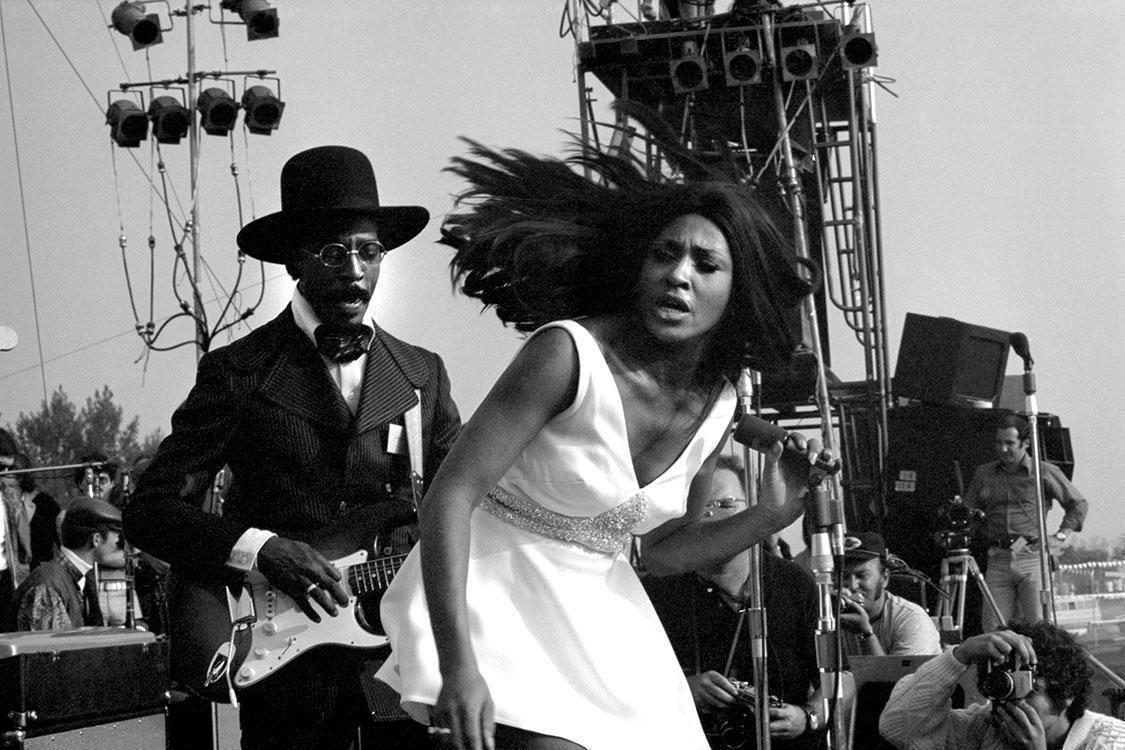 Ike Tina Turner