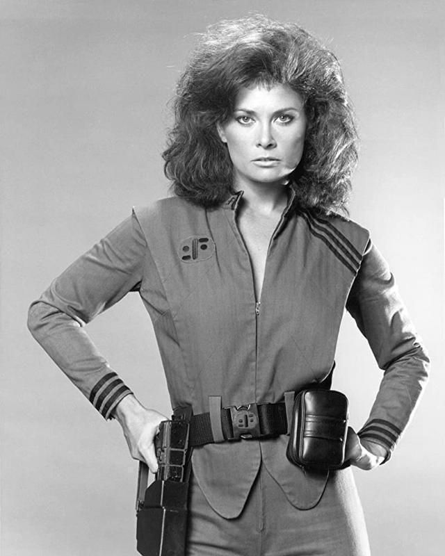 Jane Badler in V 1984