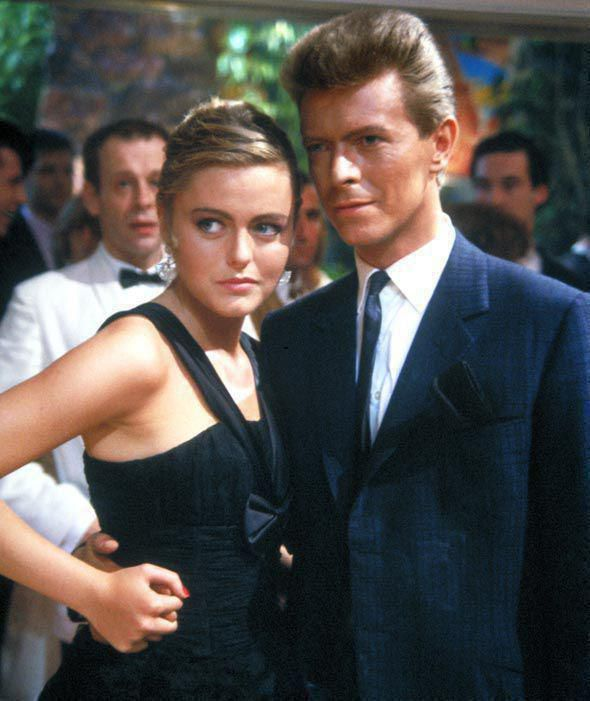 Patsy Kensit David Bowie in Absolutely Begginers 1986