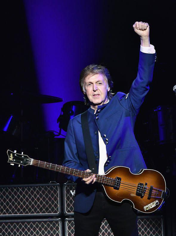 paul mccartney the beatles songs lyrics teleprompter concert music news latest update 2776241