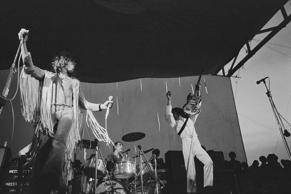 WOODSTOCK 18 THE WHO