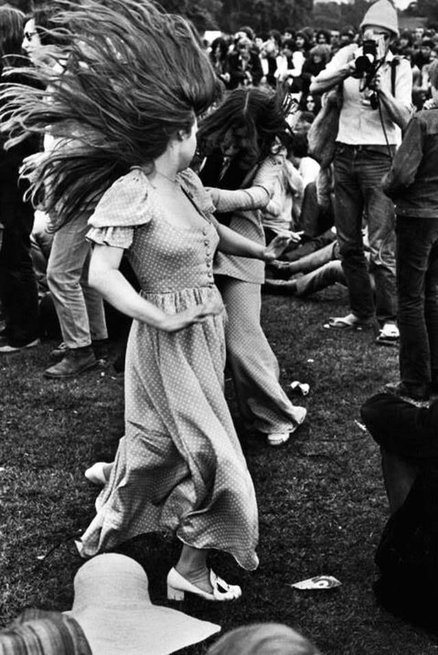 Woodstock hair