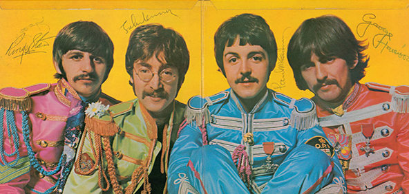 175.000 δολάρια για το «Sgt Pepper's Lonely Hearts Club Band»