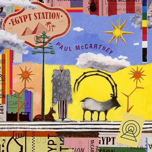 paul mc cartney egypt station