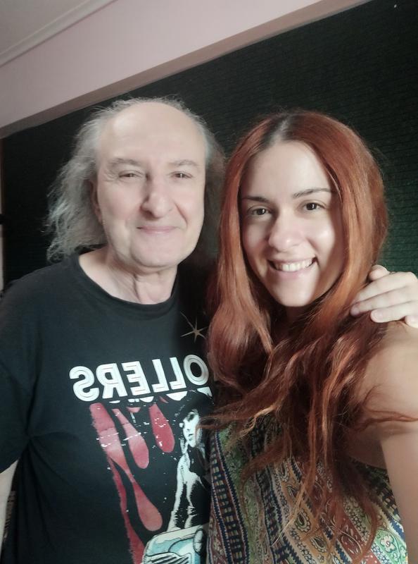 Dimitris Dimitrakas Lilian Anerousi