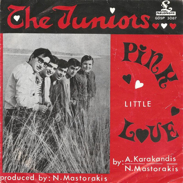 JUNIORS Pink Little Love Lost Friend
