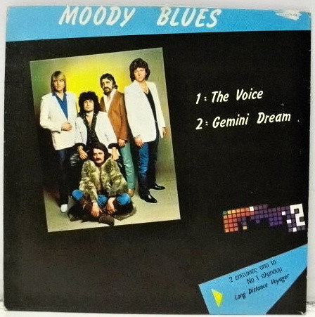 14.Moody Blues The Voice