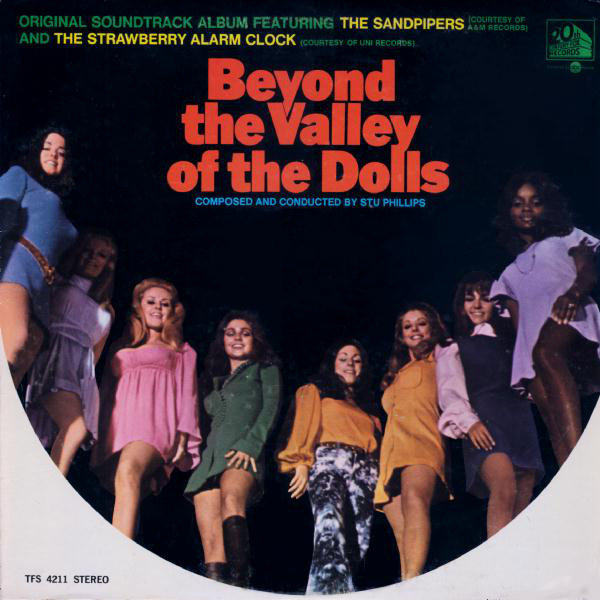 14. OST Beyond The Valley Of The Dolls 20th Centeury Fox Records 1970