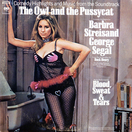 15. Blood Sweat And Tears The Owl and The Pussycat Columbia1971