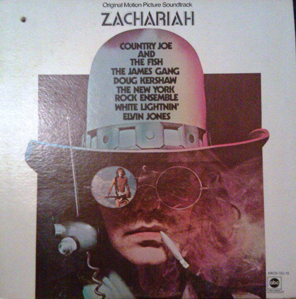 16. O.S.T Zachariah Probe 1971