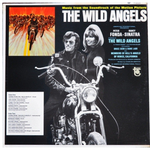 2. DAVID ALLAN AN THE ARROWS The Wild Angels Tower Records 1966