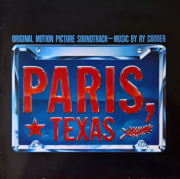 20. RY COODER Paris Texas Warner1985