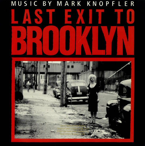 24. MARK KNOPFLER Last Exit To Brooklyn Vertigo Phonogram 1989