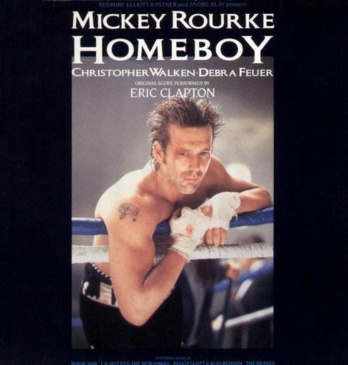 25. ERIC CLAPTON Homeboy Virgin1989