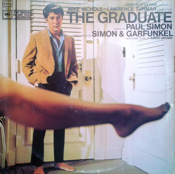 4. SIMON AND FARFUNKEL The Graduate Columbia1968