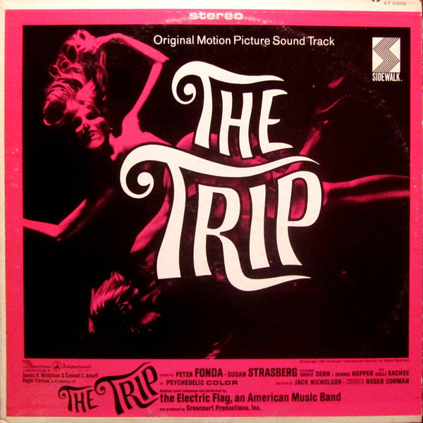 5.ELECTRIC FLAG The Trip Sidewalk 1967