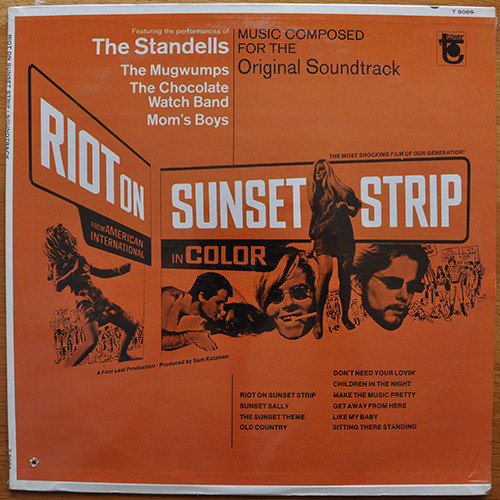 6. O.S.T Riot On The Sunset Strip