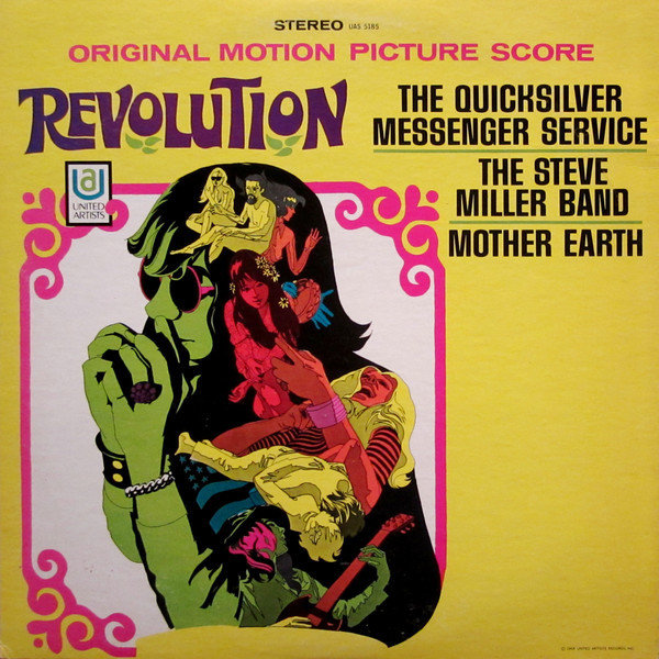 7. O.S.T. Revolution United Artists 1968