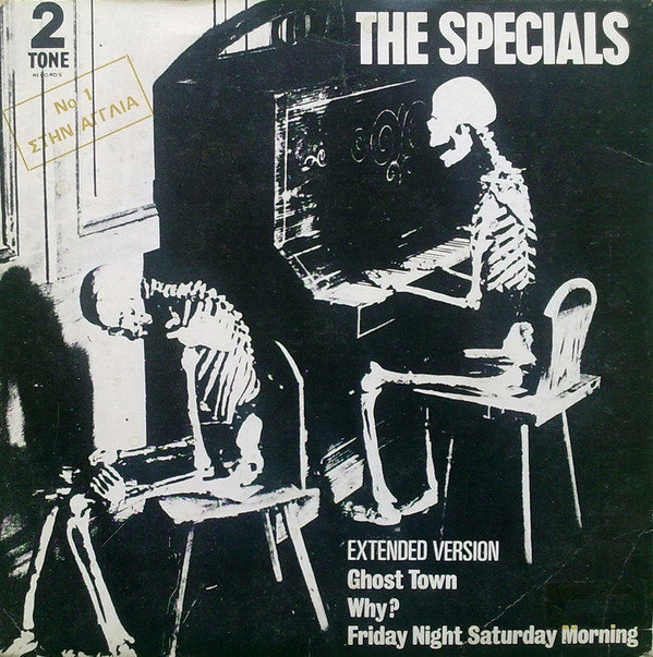 9.The Specials Ghost Town