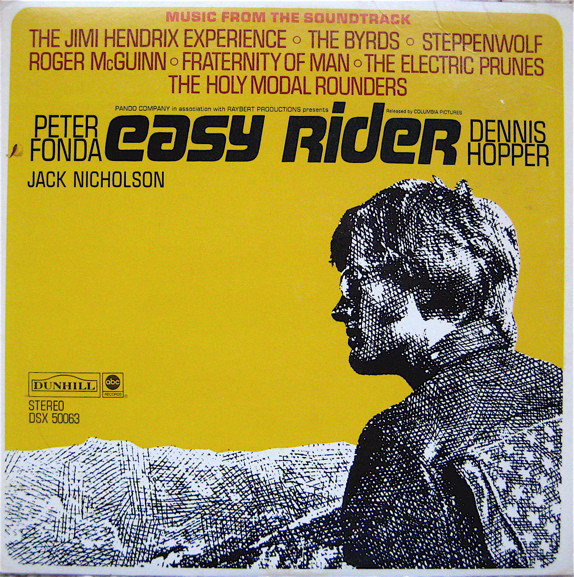 9. O.S.T. Easy Rider ABCDunhill Records 1969