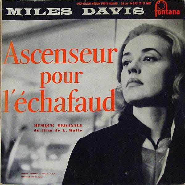 Miles Davis Ascenseur Pour LÉchafaud 1958