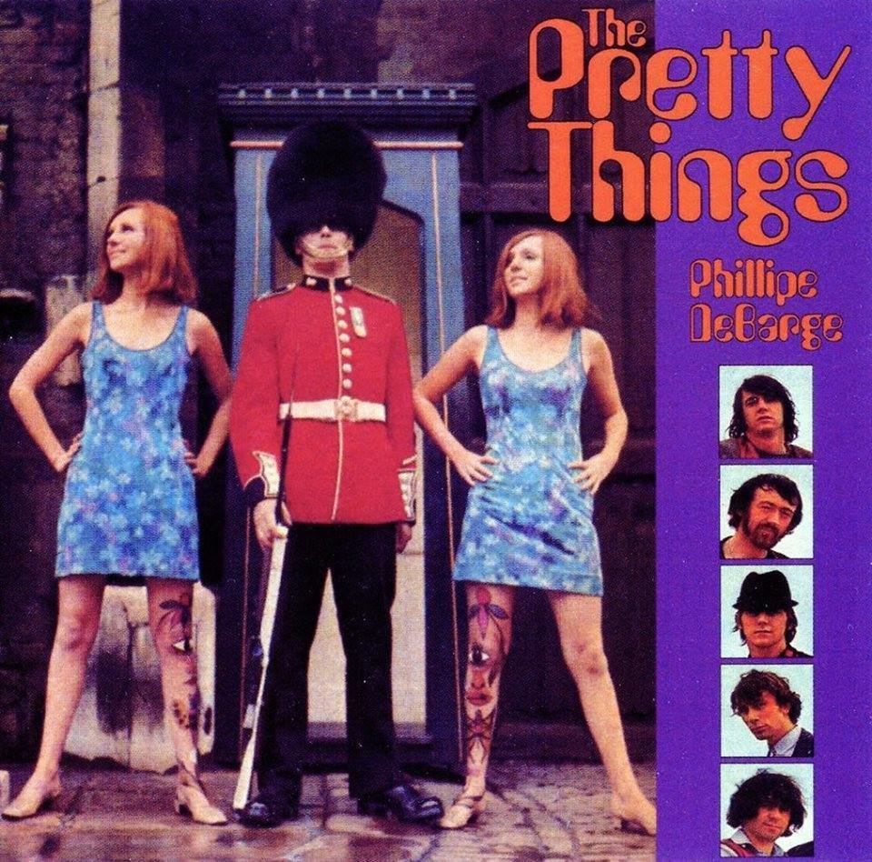 RECORDS Pretty Things