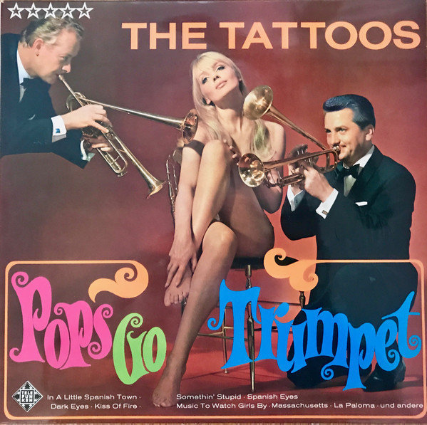 RECORDS TATTOOS with NICO cover