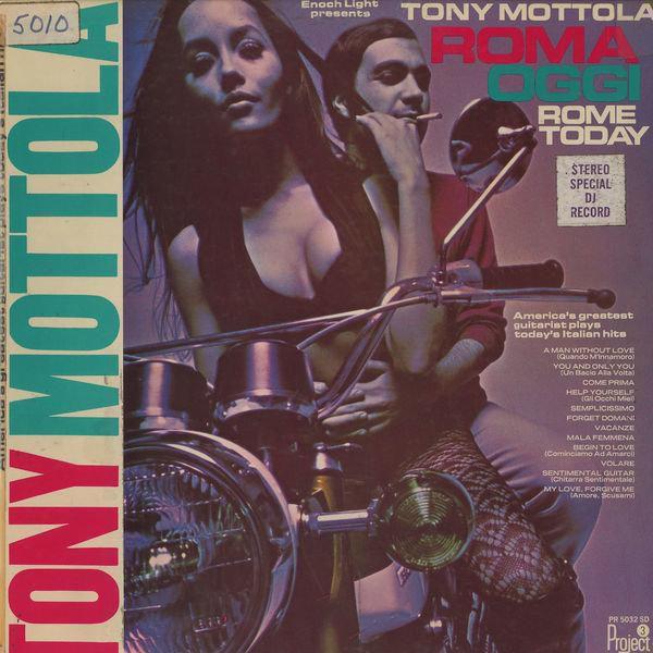 RECORDS tony mottola