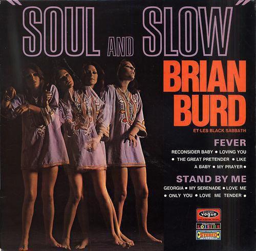 Records brian burd