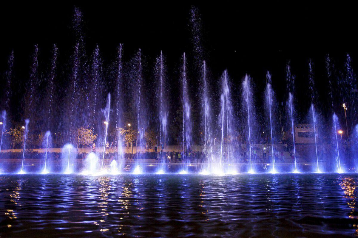 SNFCC Dancing Fountains photo Gerasimos Domenikos