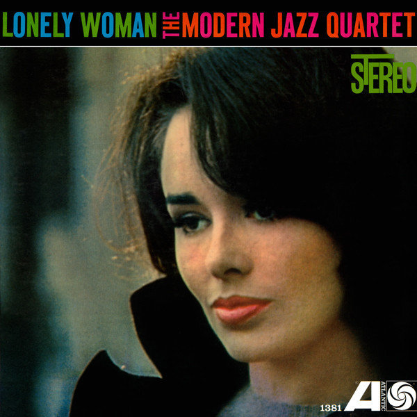 The Modern Jazz Quartet Lonely Woman 1962