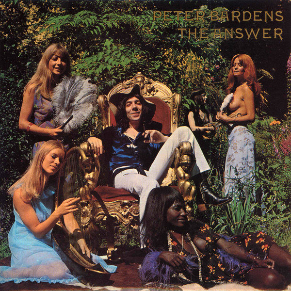 records PETER BARDENS