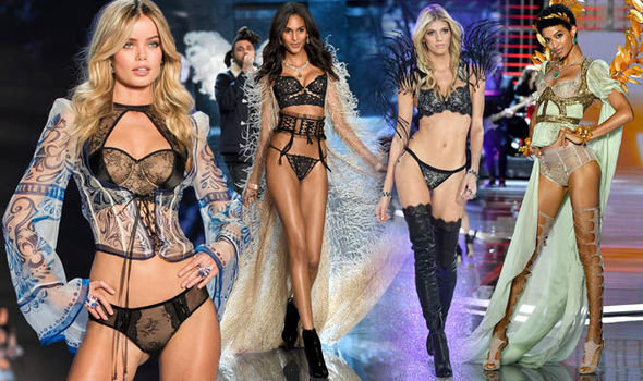 Victoria Secret Fashion Show 2018 models 1016945