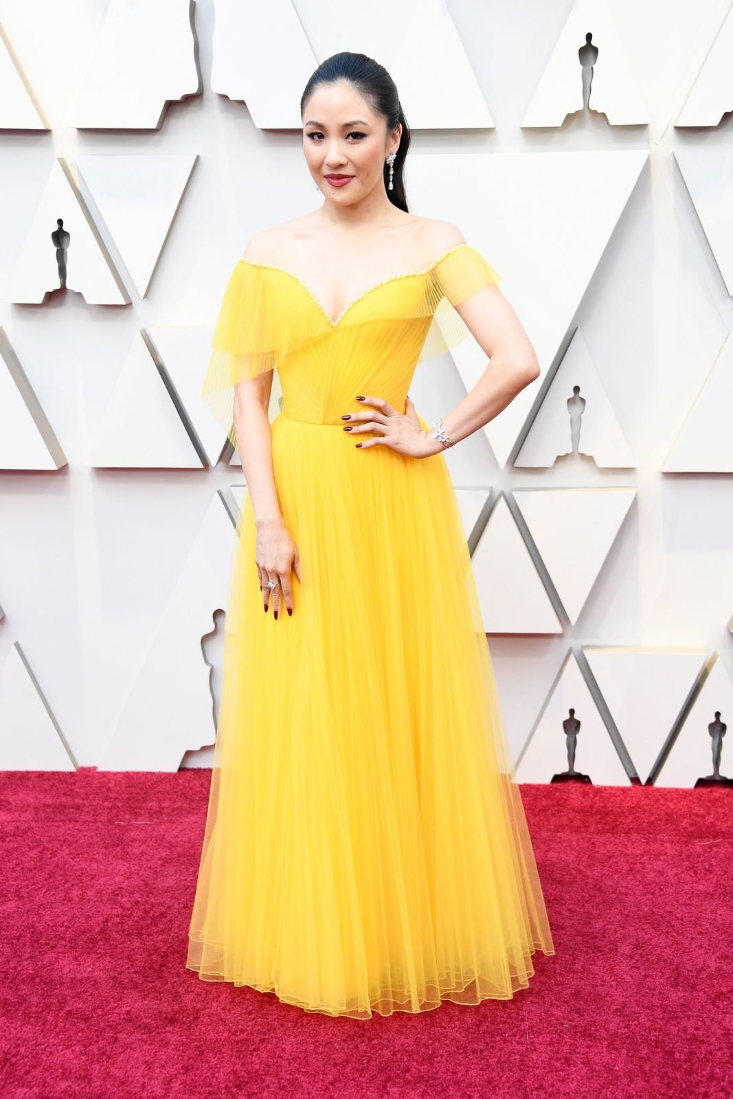 hbz best dressed oscars 2019 constance wu 1551060060