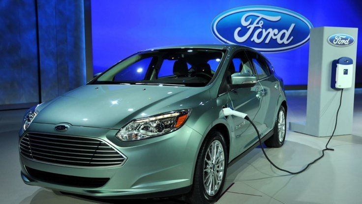 ford electric car ces 2016