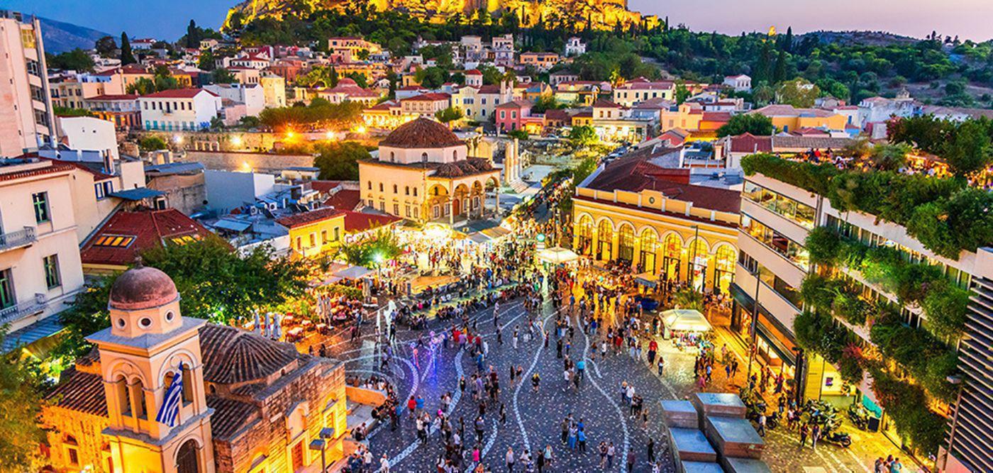 10 ωραία τραγούδια για την Αθήνα