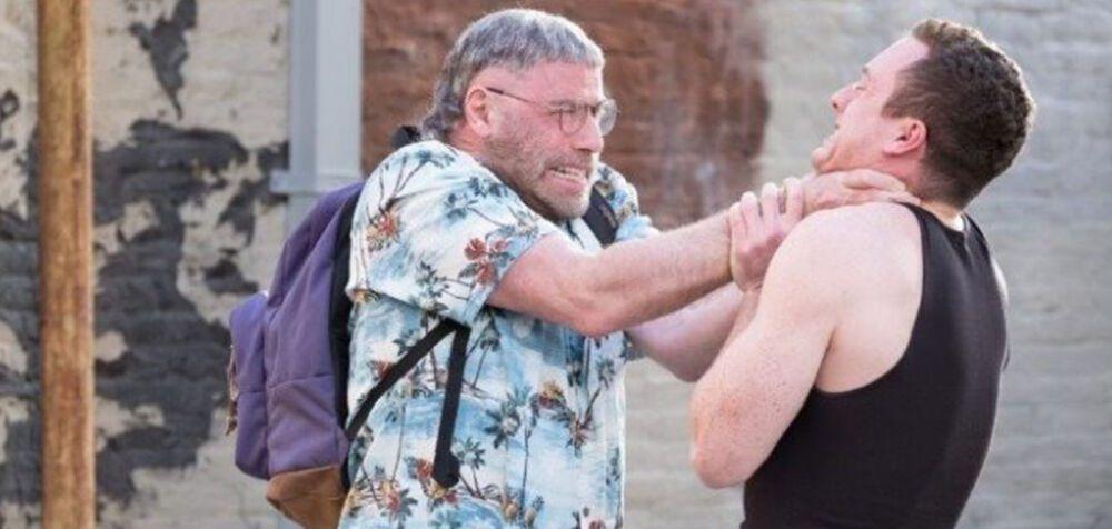 Ο Τζον Τραβόλτα μίλησε για τον ρόλο του στην ταινία «The Fanatic»